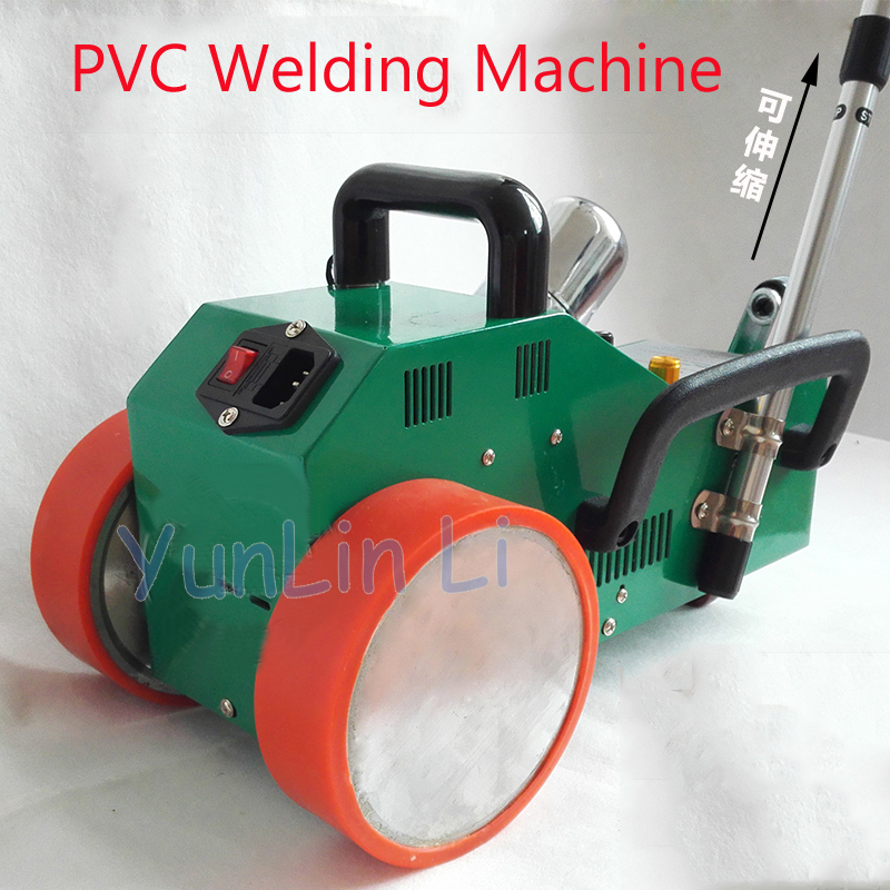 220V Mini Welding Machine / PVC Welding Machine / PVC Banner Welder / Automatic Banner Splicing Machine