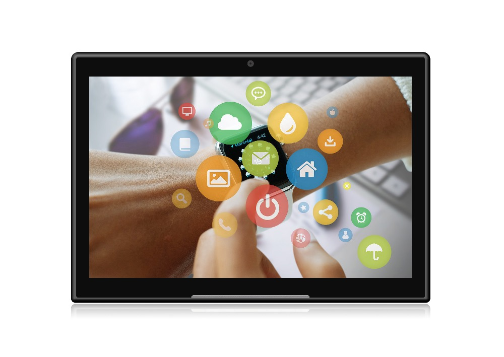 7 Inch Android All In One Pc, Desktop Tablet, Smart KIOSK(Quad Core, 1GB DDR3,8GB Flash, Built In Camera, Battery, Bluetooth)