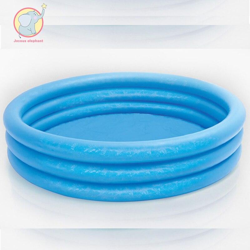 Piscine gonflable Kiddies baignoire extérieur balles jouer piscine pour enfants enfants bébé nager flotteur jeux de piscine