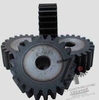 4pc 2mod gear 130teeth diameter 264mm Thickness 20mm Spur Gear pinion teeth