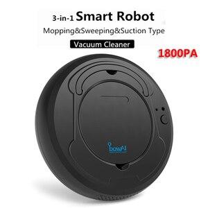 1800Pa Power Smart Vacuum Clea