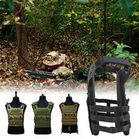CS Vest Amphibious Lightweight Field Operation Vests Outdoor Tools Army Green Outdoor Clothing Hunting Vest