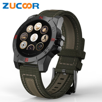 X1 SmartWatch With BT 4 0 With Heatbeat Compass Thermometer Altimeter Barometer Stopwatch Smart Watch For