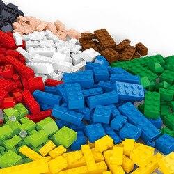 415 Pcs Blocos De Construção Da Cidade DIY Criativo Educacional Tijolos Brinquedos Para Crianças Sluban Building Block Bricks Compatível Com lego