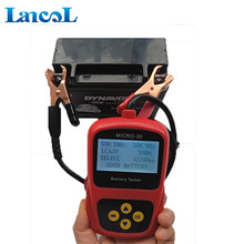 Motorcycle battery tester Motorcycle Diagnostic Tool MICRO 30