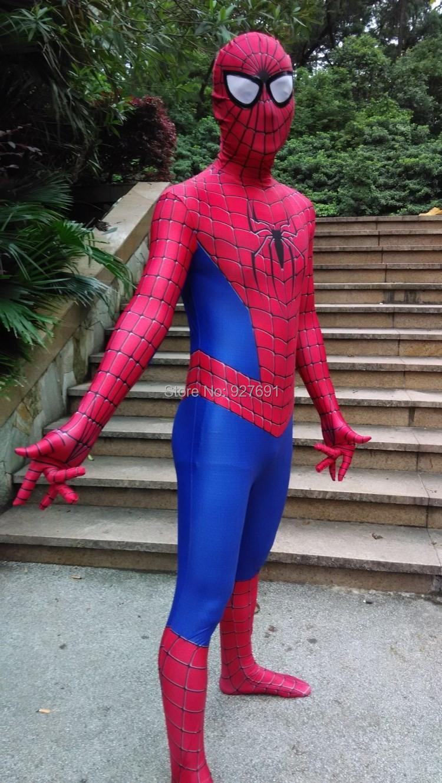 spiderman anzug erwachsene