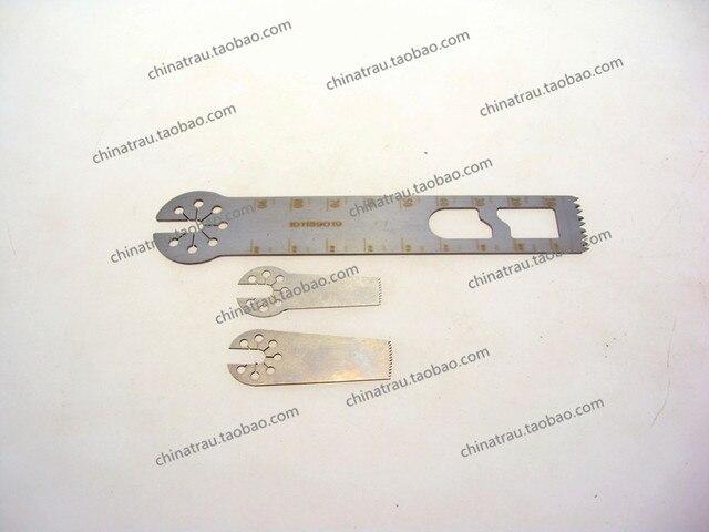 Медицинский ортопедии инструмент из нержавеющей стали пилы семь-звездочный электрическая пила бит большой/средний/малый