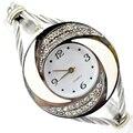 Nueva Marca de Lujo Del Rhinestone de Cuarzo Reloj de Pulsera Mujeres Moda Vintage Reloj de Señora