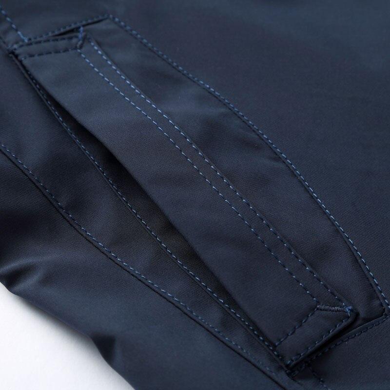 EICHOS 2018 Весна Для мужчин s Тренч Slim Fit Длинные пальто Для мужчин британский стиль Бизнес верхняя одежда высокого качества классические ветров...