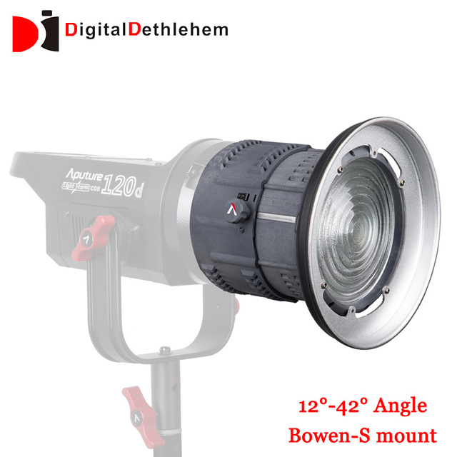 Aputure Fresnel Mount Ultimate Light Shaping Tool Adjustable For