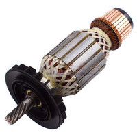 GCO 2000 Armature Rotor motor replacement For BOSCH 220 240V GCO2000 TCO 2000 TCO2100 TCO 2100 cutoff saw 1609B000467