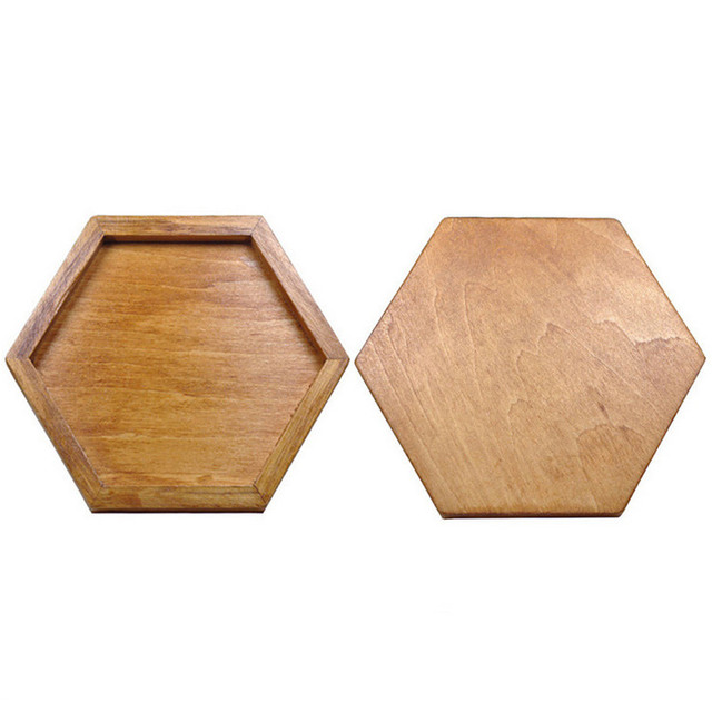 Creative Wooden Geometric Puzzle