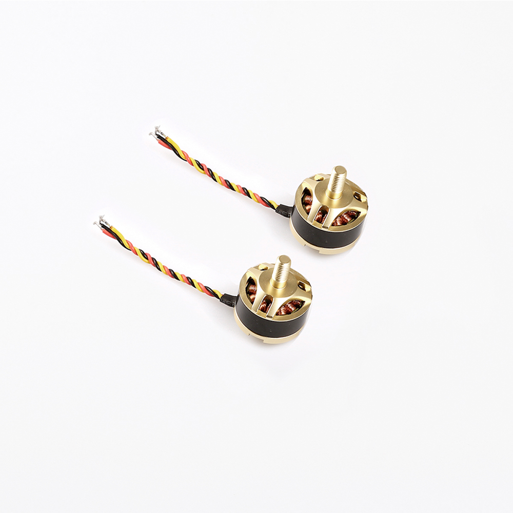 Hubsan H501S X4 FPV Brushless Quadcopter Spare Parts Crash Pack 2pcs CW Brushless Motor Pack RC Parts Accessories lhi fpv 4x mt2206 2300kv cw ccw fpv brushless motor 2 4s 4 pcs racerstar rs20a lite 20a blheli s bb1 2 4s brushless esc