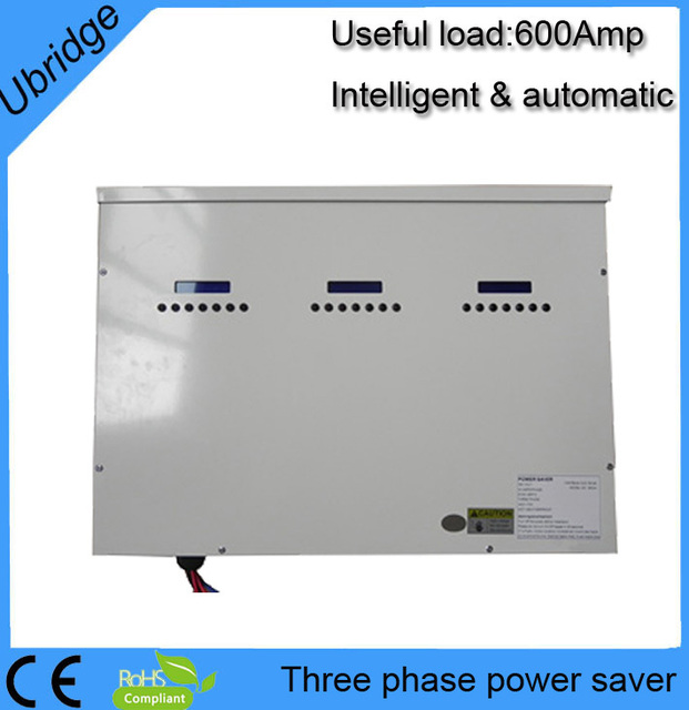 600AMP RTOS Control Power Saver energy saver with LCD Display,Patent Design,Real Time Monitor fir Industry(saving up to 40%)