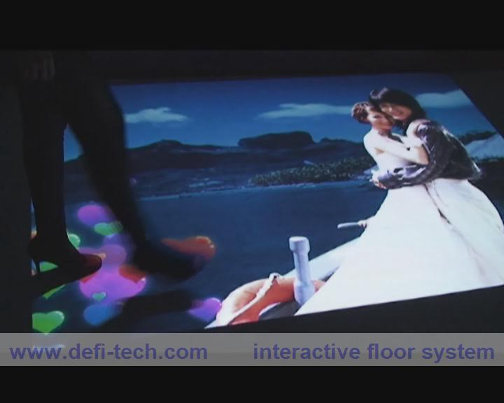 online buy wholesale floor interactive projection from china floor