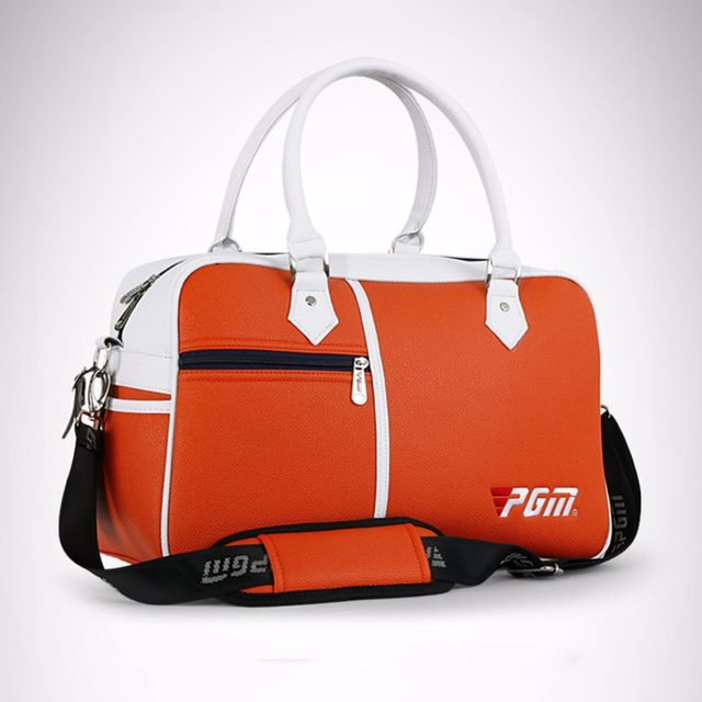 Crestgolf Golf Clothes Bags Duffle Bag Clothing With Seperate Shoes Large Capacity Packages