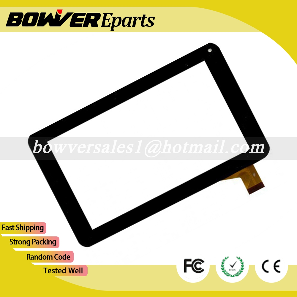 A+  7 inch DEXP Ursus Z170 Kid's Tablet capacitive touch screen panel Glass Sensor Replacement new touch screen for 7 inch dexp ursus 7e tablet touch panel digitizer sensor replacement free shipping