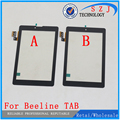 New 7'' inch Tablet touch screen digitizer for tablet pc Beeline TAB panel Sensor Glass Replacement Free Shipping