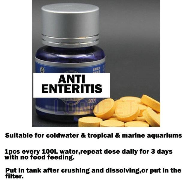 anti enteritis