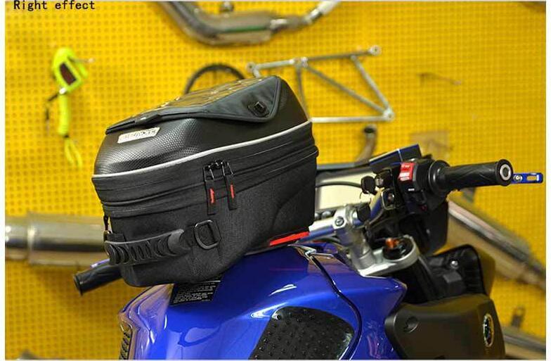 Image 4 - CUCYMA 18 23L мотоциклетная масляная топливная сумка без ручки карманы для навигации по мобильному телефону сумка gps для KTM KAWASAKI DUCATI-in Сумки на бак from Автомобили и мотоциклы