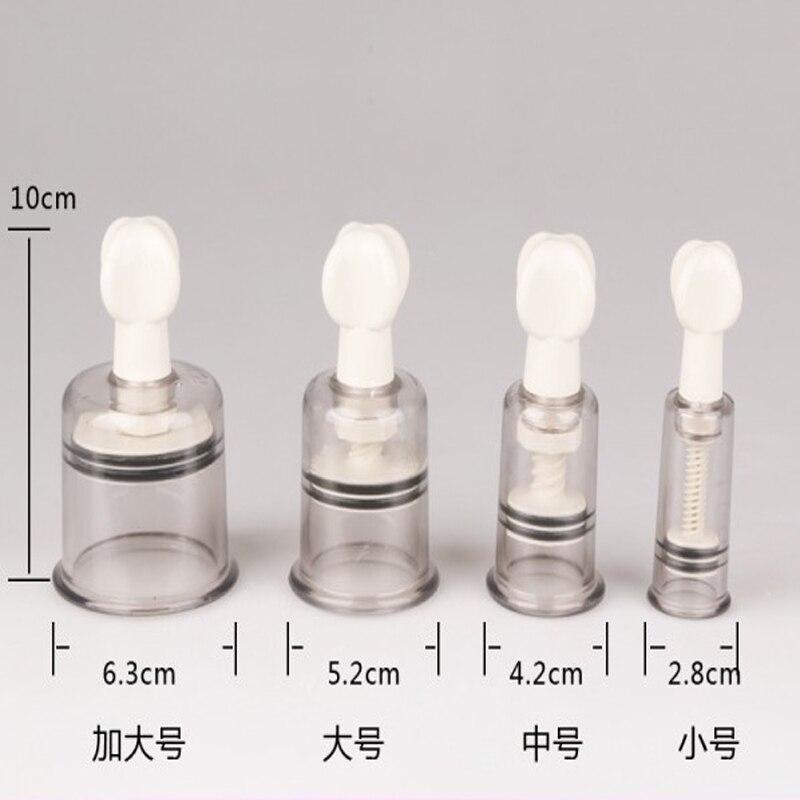 blessfun new vacuum breast retraction pump inverted nipple corrector nipple traction nipple clip massage ...