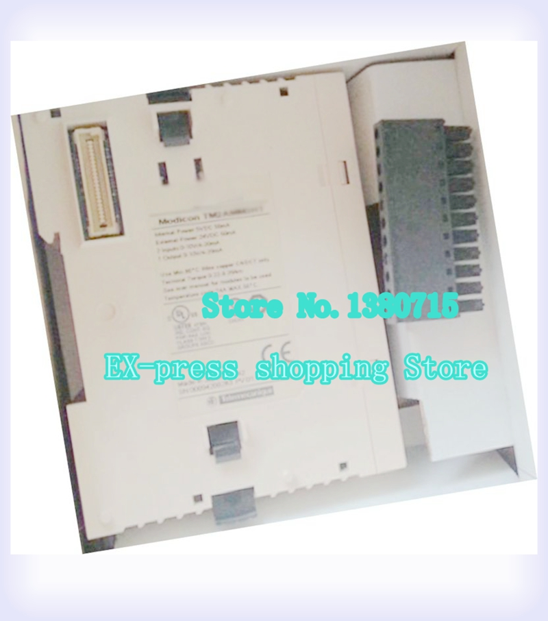 цена NEW TM2AMM3HT PLC Module 2AI 1AO