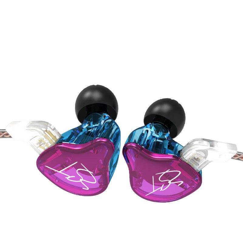 Kz Zst Kopfhörer Pro Anker Dual Fahrer Kopfhörer Hybrid Hifi Bass In-ear Sport Ohrhörer Mit Bluetooth Kabel Um Eine Hohe Bewunderung Zu Gewinnen Und Wird Im In Ohrhörer Und Kopfhörer Und Ausland Weithin Vertraut.