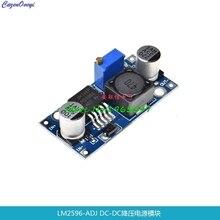 Ультра-Малый LM2596 модуль питания DC/DC Бак 3A Регулируемый понижающий модуль регулятор ультра LM2596S 24 В Переключатель 12 В 5 В 3