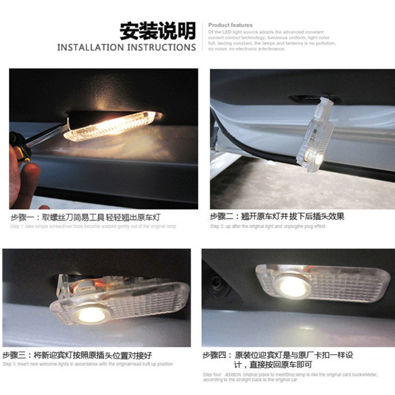 LED-Car-Door-Welcome-Light-Laser-Car-Door-Shadow-led-Projector-For-BMW-F30-E60-E61