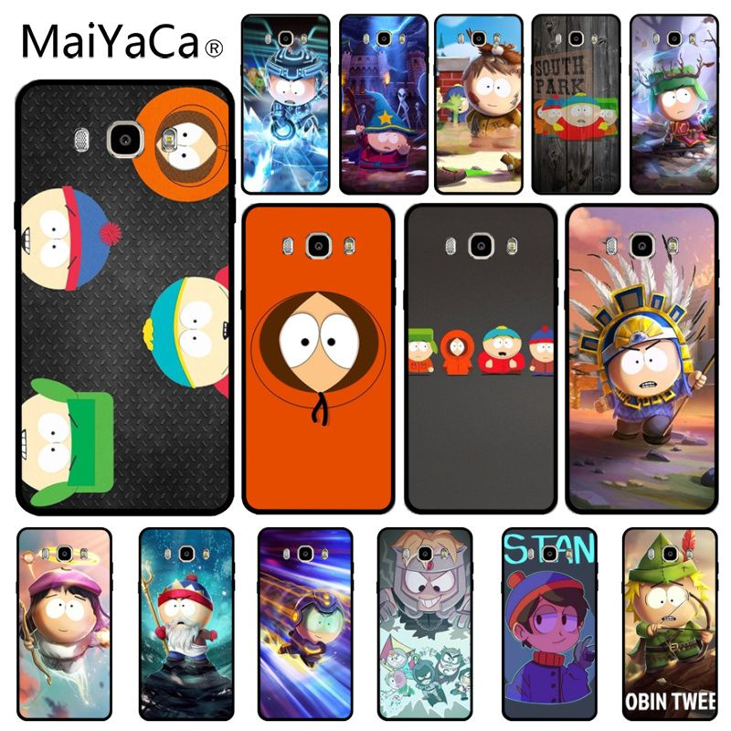MaiYaCa South park New Personalized Print Phone Accessories Case For Samsung J2 PRIME J2 Pro J4 puls J7 2017 J8 2018 image