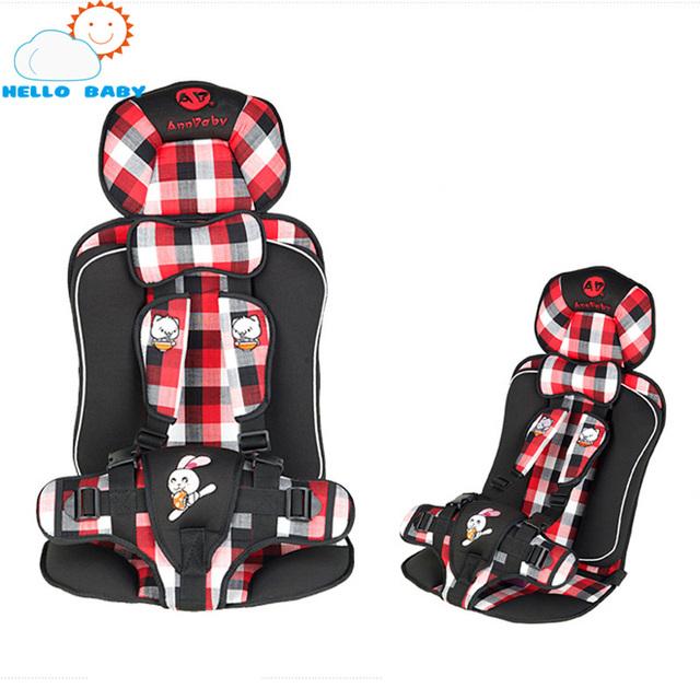 Arnês de segurança crianças tampas de assento do carro do bebê da criança portátil blue orange cinza qualidade superior confortável 9-36 kgs proteção