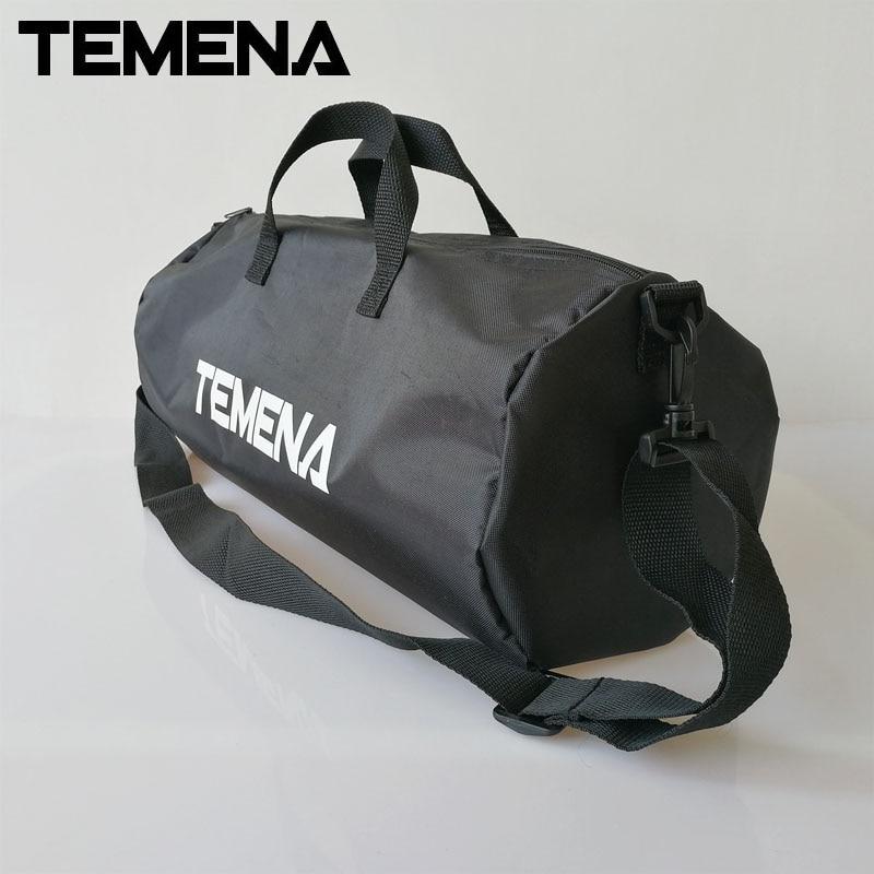 TEMENA Women 44 18 18 cm Luggage Travel Bags Large Capacity Duffel Bag Women Weekend Bag