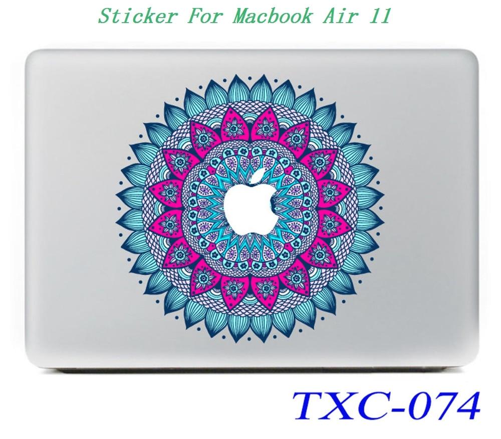 NEW Colorful Cartoon Laptop Skin Sticker Decal For Macbook Air 11 Macbook 11.6 inch (TXC-074)