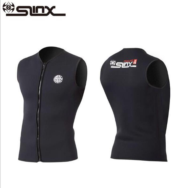 47fb370100 Detail Feedback Questions about Slinx 3mm Neoprene Wetsuit Vest Men and  Women For Kitesurfing Suit Diving Swimsuit Swimwear None Sleeve Inside on  ...