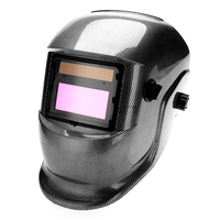Novo Auto Escurecimento Solar máscara Capacete de Soldagem Tig Arc moagem