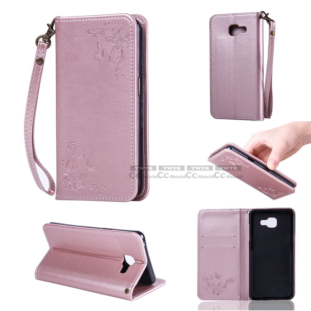 Flip Case for <font><b>Samsung</b></font> <font><b>Galaxy</b></font> <font><b>A5</b></font> 2016 A510 A <font><b>510</b></font> SM-A510F Case Phone Leather Cover for <font><b>Samsung</b></font> A510F SM-A510M A510F/DS SM-A510FD image