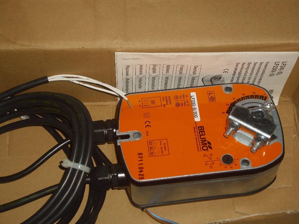 belimo actuator lf230s/300