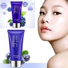 Face Mask Blueberry Miracle Deep Cleanser maquiagem Whitening Moisturizing Rehydrating Pores Beauty Maquillaje Makeup