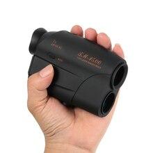 цена на Outdoor Compact 7X25 Telescope laser rangefinders distance meter Golf Rangefinder Distance Hunting Monocular Meter Speed Tester