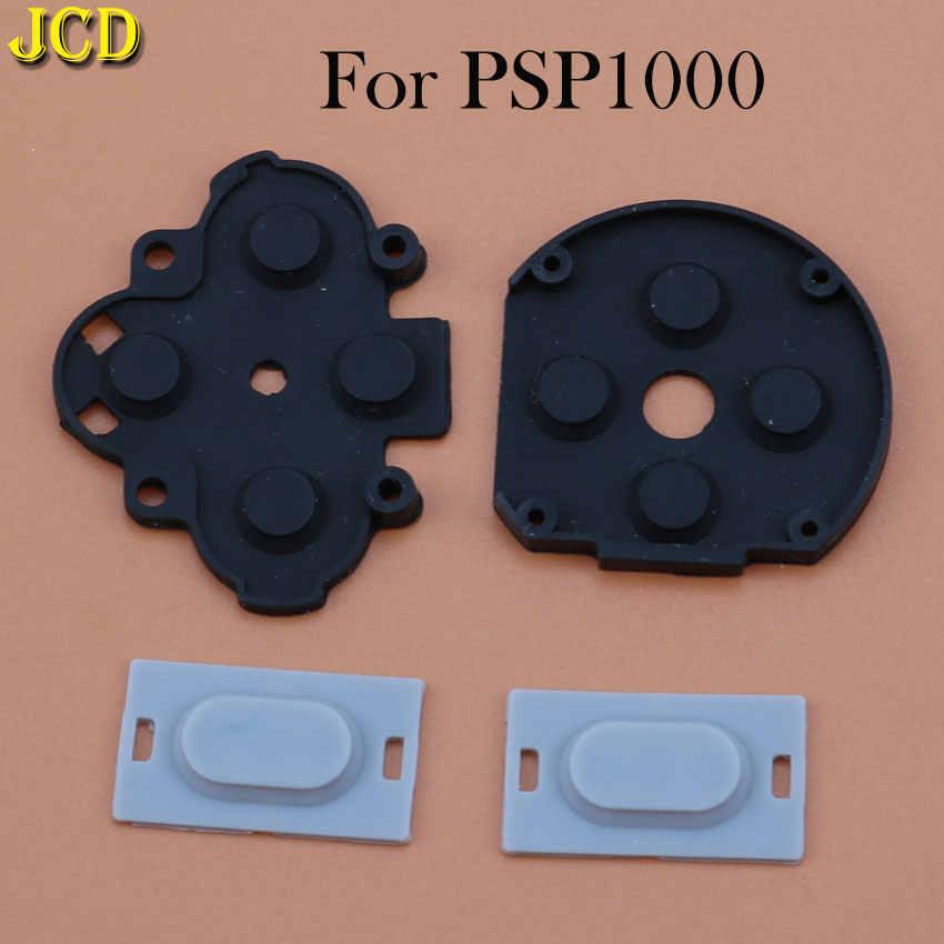 JCD 1 セットデュアル 4 JDM-001 011 30 シリコンゴム導電性 D パッド PS2 PS3 PS4 PSP1000 コントローラの修理部品