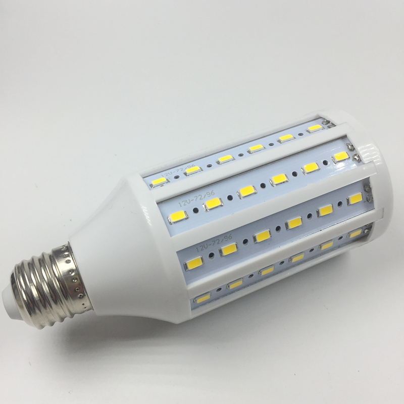 20w Smd Led 12v: 20pcs/lot 12V 20W E27 SMD 5730 LED Corn Bulb Light LED
