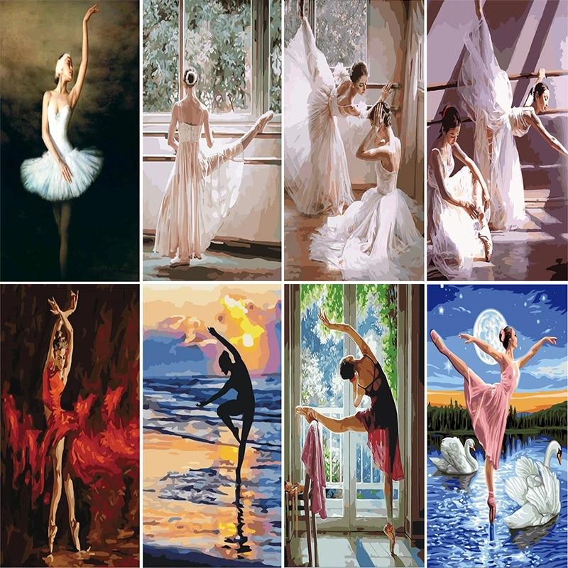 In questo articolo abbiamo raccolto una bella serie di immagini davvero molto creative, dove Attivita Creative Quadri Da Colorare Ballerino Di Danza Classica Pittura Fai Da Te Con Numeri Da Colorare Per Numero Disegna Su Tela Dipinti A Mano Dipinti Ad Olio Immagine Per Pareti Decorazioni Per La Casa