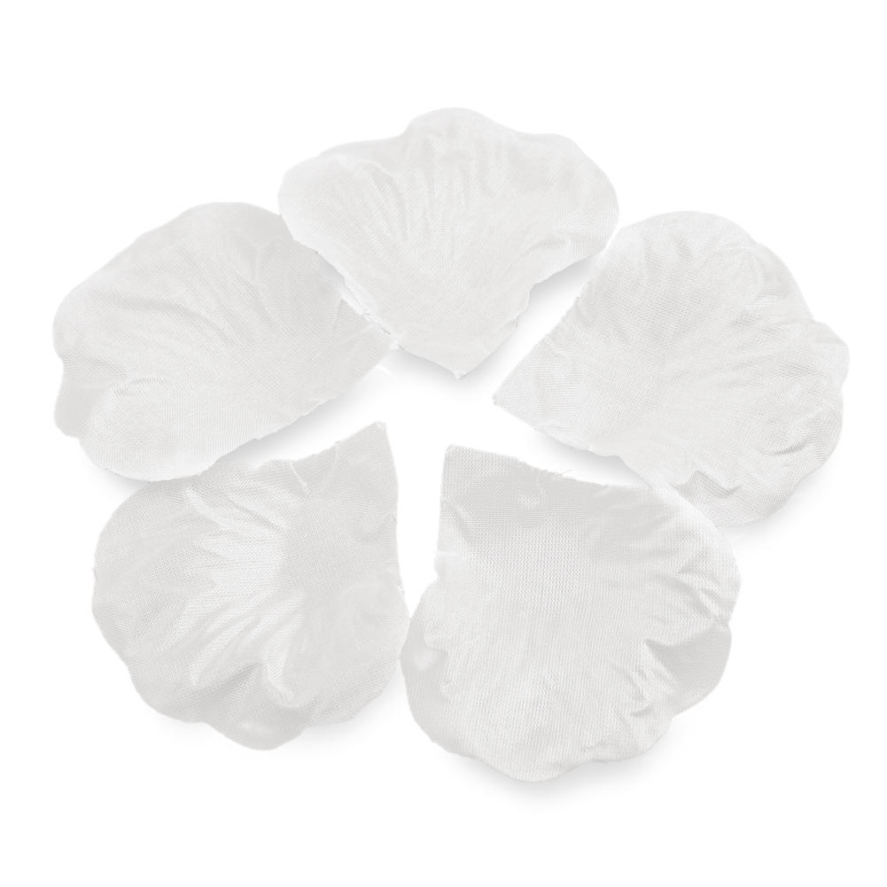 Aliexpress buy hot 1000 white silk rose petals party flower getsubject aeproduct mightylinksfo
