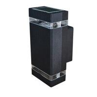 Jiawen waterproof outdoor wall lamp IP65 100*65*230MM Aluminum led porch light