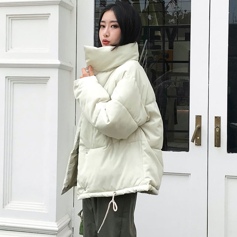 Autumn Winter Jacket Women Coat Fashion Female Stand Winter Jacket Women Parka Warm Casual Plus Size Overcoat Jacket Parkas Q811 11