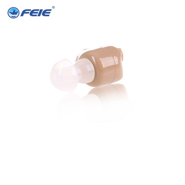 FEIE free shipping S-900 In-Ear Ear Sound Voice Amplifier Hearing Aid factory directly price feie hearing aid s 10b affordable cheap mini aparelho auditivo digital for mild to moderate hearing loss free shipping