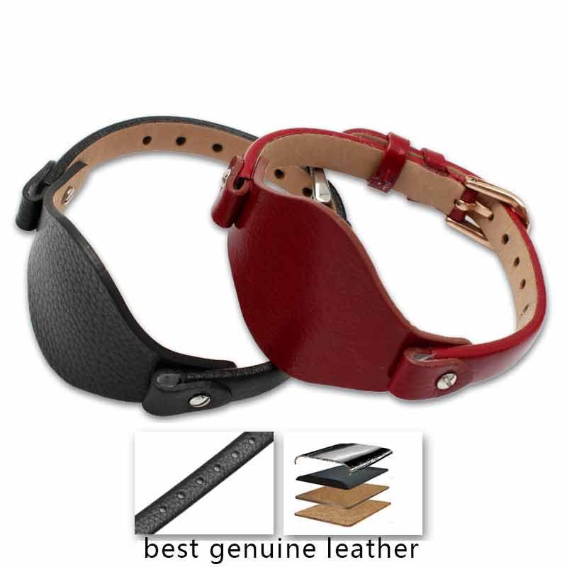 Pour Es2830 Montre En Cuir De Fossile Es3077 Es3060 Es3262 Série Vache Es4176 Es4119 Fit Bracelet Dames 8mm Gato 8mNn0w