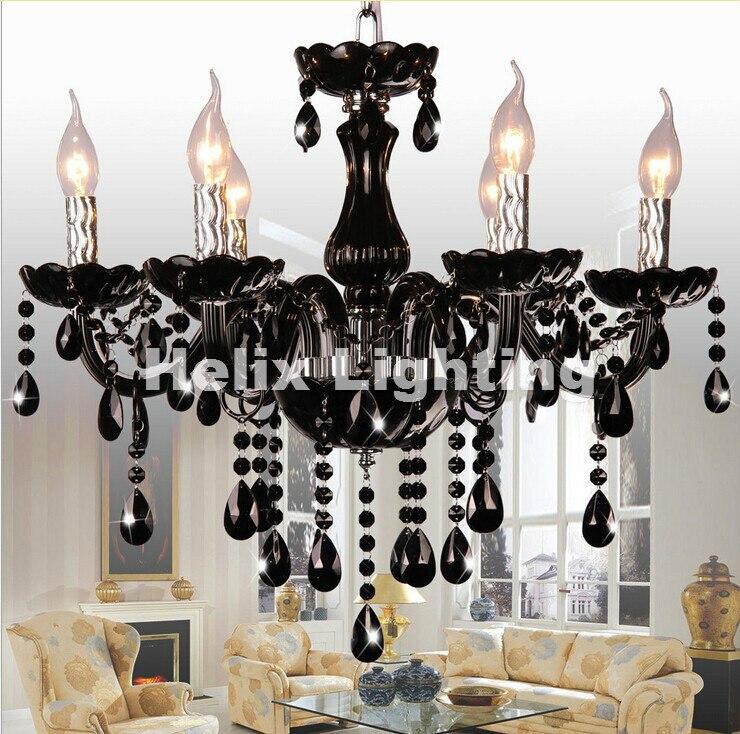 Modern Chandelier Wholesale: Free Shipping Wholesale Price Modern Black Chandelier Lamp