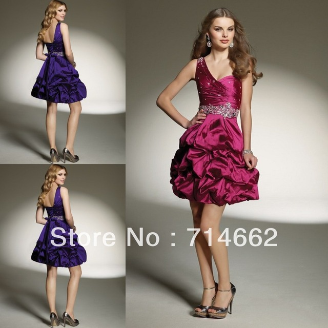 f27990bbf97 High Quality Hot Sale Ball Gown Graduation Dress For 18-year Old Girl  Homecoming Dresses Taffeta