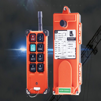 цена на remote control hoist remote crane lifting crane accessories takel accessories control chain hoist 36v-380v with English button
